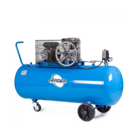 Compresor 200 litros 3 CV Monofasico JENDER SKU: 2351.352