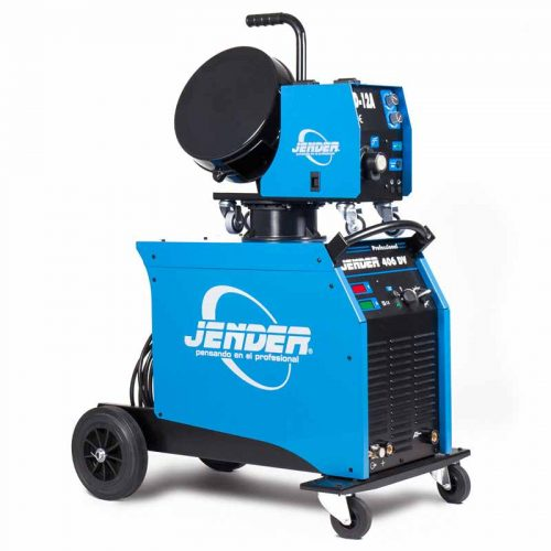 máquina soldar 406 DV Jender
