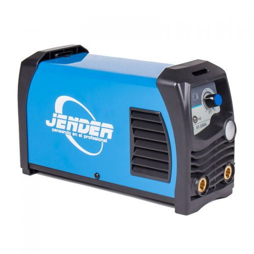 maquina soldar inverter mma tig para soldar con electrodos Jender 180 Amp