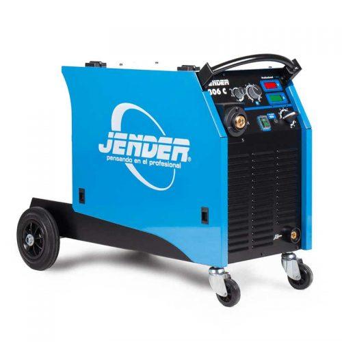 máquina soldar 306 C MIG/MAG Jender