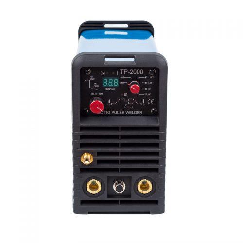 máquina soldar inverter 200 AMP. TIG DC