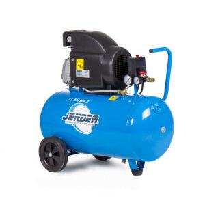 Compresor 50 litros 2 CV JENDER SKU: 2351.451