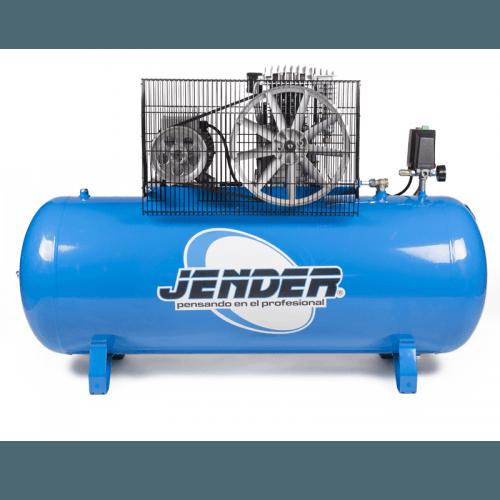 Compresor 270 litros 5.5 CV Trifasico Industrial JENDER