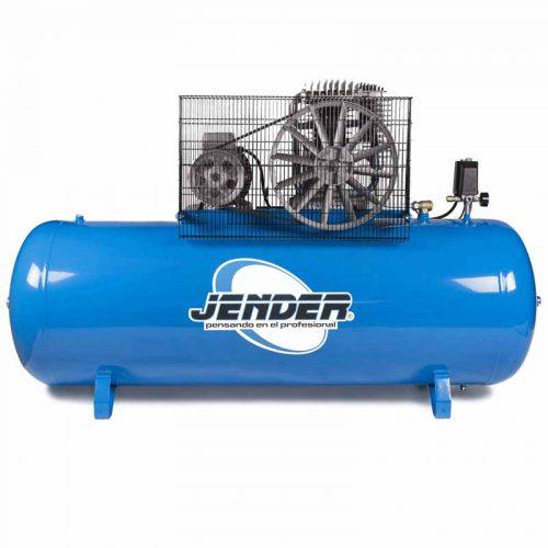 compresor de aire industrial 7.5 CV 500 litros