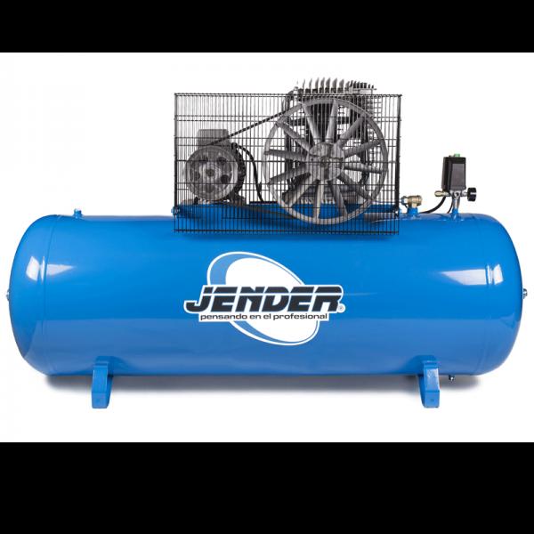 Compresor de Aire Industrial 10 CV 500 litros