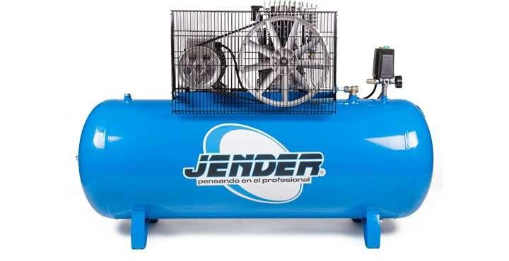 compresores de pistón Jender