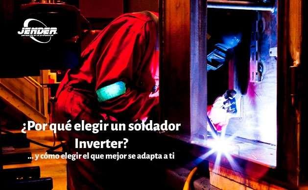 Máquinas de soldar profesionales - Soldadura profesional - Imagen destacada