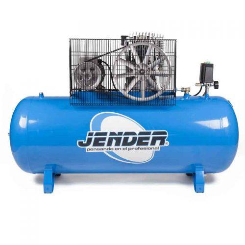 compresor 4cv 270 litros Jender
