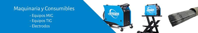 Prodcuitos de soldadura, máquinaria y consumibles Jender
