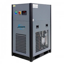 secador aire comprimido frigorífico 10380 caudal Jender para compresor