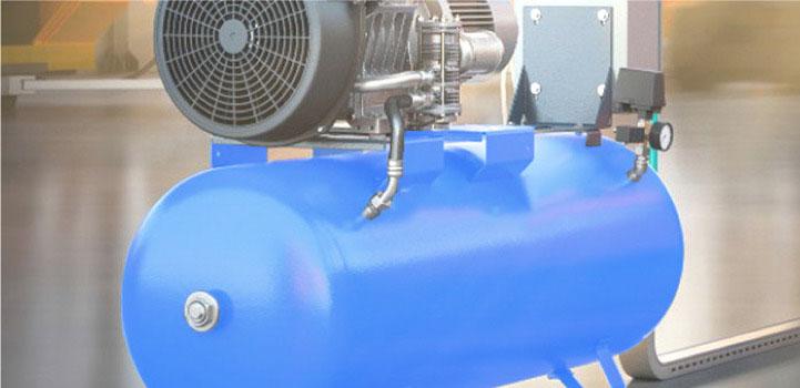 compresor categoría banner slider jender azul