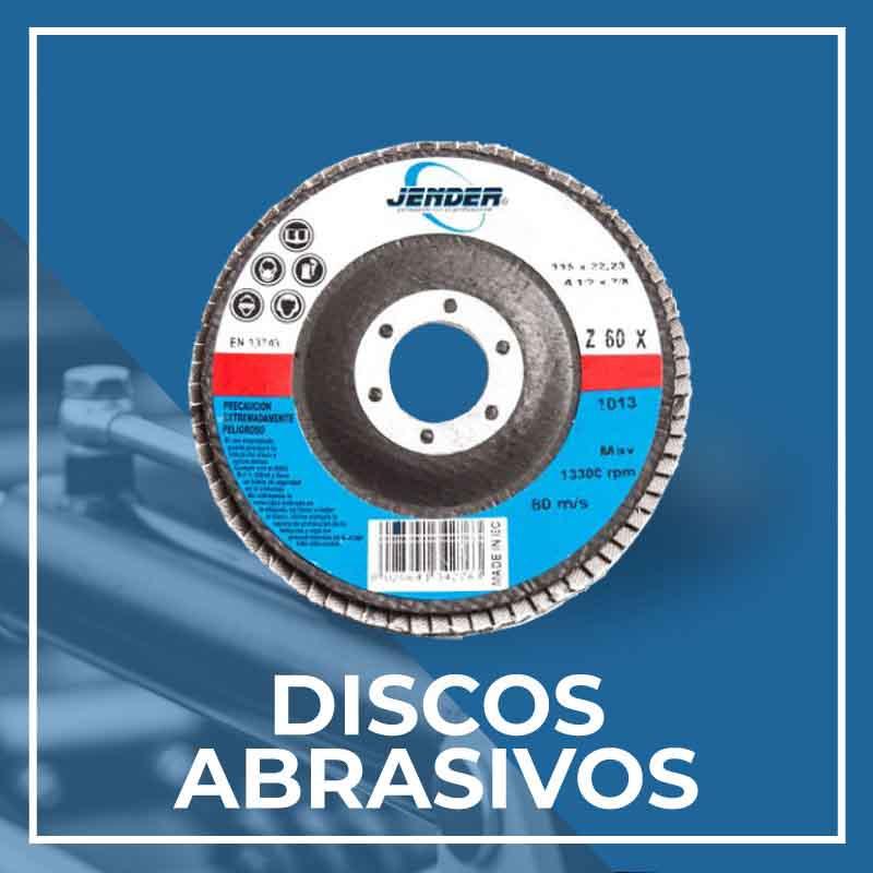 jender discos abrasivos categoría