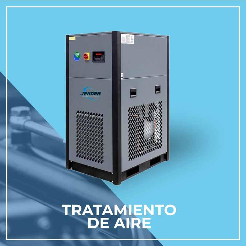 tratamiento de aire comprimido jender categoría