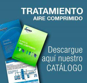 tratamiento aire comprimido descargar catálogo jender